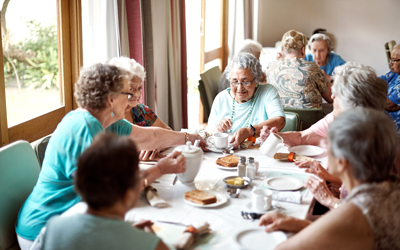 A Day in the Life of Seniors in Assisted Living