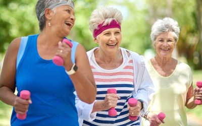 Rewarding Benefit of LifeCycles Wellness Programming for Seniors