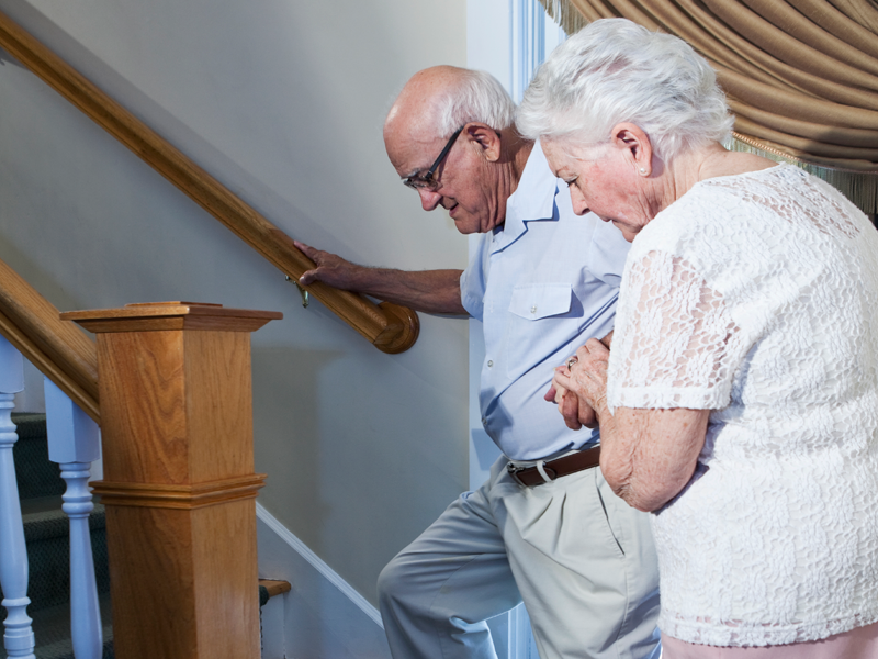 6 Simple Ways to Make Your Home Is Safe & Dementia-Friendly